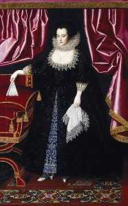 William Larkin - Lady Anne Sackville