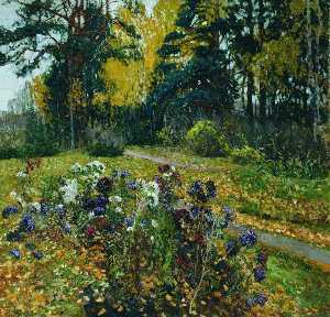 Stanislav Zhukovsky - The Last Asters