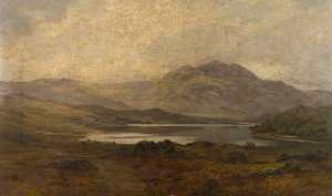 Duncan Cameron - Loch Achray and Benvenue
