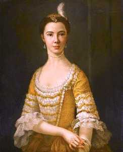 George Paul Chalmers - Mary Russell, Daughter of Colonel Charles Russell