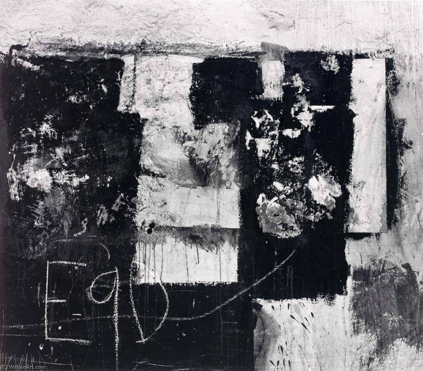 Lima 138, Print by Aaron Siskind (1903-1991, United States)