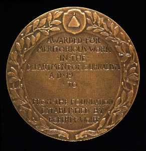 Anthony De Francisci - Robert Wolfe Journalism Honor Medal