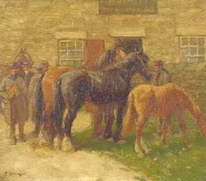 John Atkinson Ii - The Horse Market