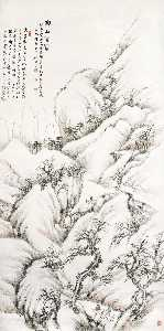 Gu Linshi - MOUNTAINS CLAD IN SNOW