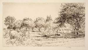 Kerr Eby - The Orchard