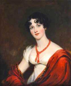 Thomas Barber - Lady Caroline Gordon, Lady Chesham