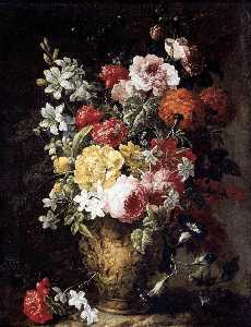 Gaspar Peeter The Younger Verbruggen - Flower Piece