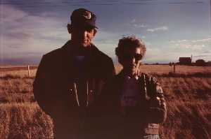 Penny Diane Wolin - Wheatland Couple, from the Wyoming Documentary Survey Project