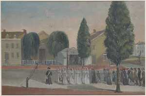 William P Chappel - Infant Funeral Procession