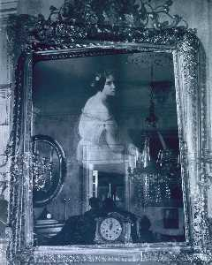 Clarence John Laughlin - The Mirror of Long Ago
