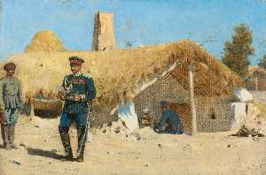Vasili Vasilievich Vereshchagin - The Adjutant