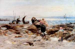 William Mctaggart - Fisher's Landing