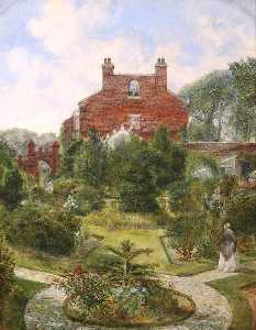 William Joseph Julius Caesar Bond - House at Oxton