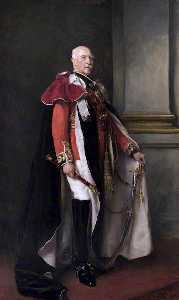 Arthur Stockdale Cope - Field Marshal HRH Arthur William Patrick Albert, Duke of Connaught and Strathearn