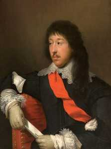 Cornelis Jonson Van Ceulen - James Stanley, 7th Earl of Derby