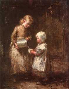 Robert Gemmell Hutchison - A Helping Hand