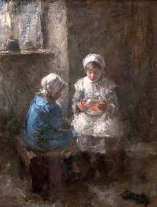 Robert Gemmell Hutchison - The Goldfish Bowl
