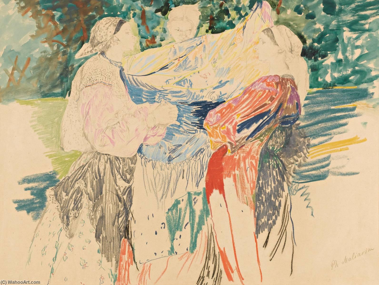 Картинки по запросу Three Peasant Women