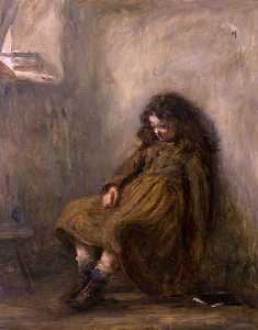 George Paul Chalmers - In the Sulks
