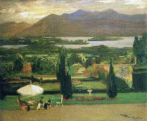 John Lavery - Killarney House