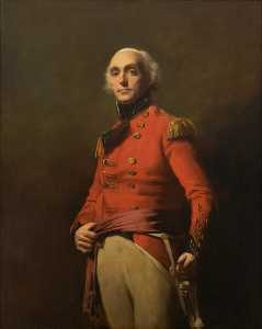 Henry Raeburn - General Sir William Maxwell