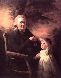 Henry Raeburn - John Tait and His Grandson