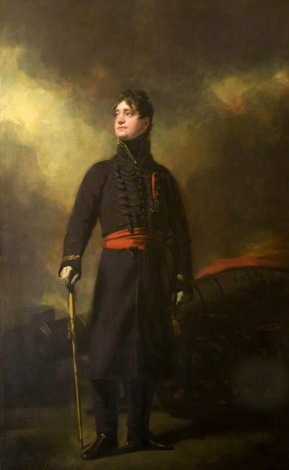 James Duff, 4th Earl of Fife, 1815 by Henry Raeburn (1756-1823, United Kingdom) | Famous Paintings Reproductions | WahooArt.com