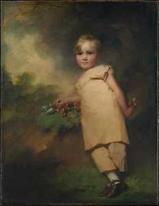 Henry Raeburn - William Scott Elliot of Arkleton (1811 1901)