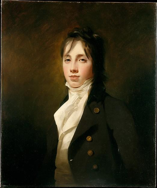 William Fraser of Reelig (1784 1835), 1801 by Henry Raeburn (1756-1823, United Kingdom) | Museum Quality Reproductions | WahooArt.com