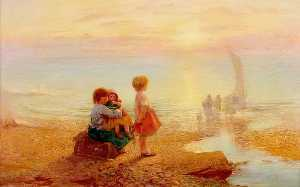 Henry Hetherington Emmerson - Early Morning off the Coast