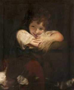 Joshua Reynolds - The Laughing Girl