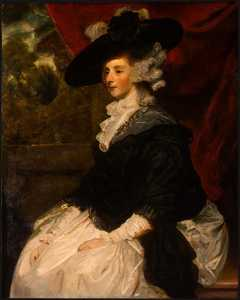 Joshua Reynolds - Lady Cornewall