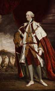 Joshua Reynolds - Hugh Percy (1712 1786), Earl of Northumberland