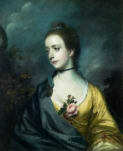 Joshua Reynolds - Isabella Thorold of Syston