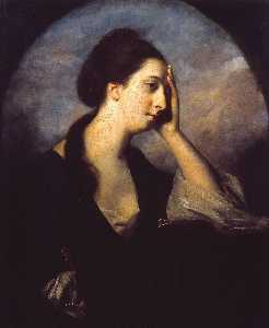Joshua Reynolds - Mrs Richard Cumberland