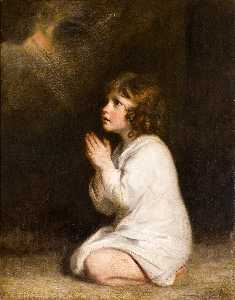 Joshua Reynolds - The Infant Samuel