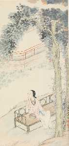 Feng Chaoran - MAIDEN UNDER A SYCAMORE TREE