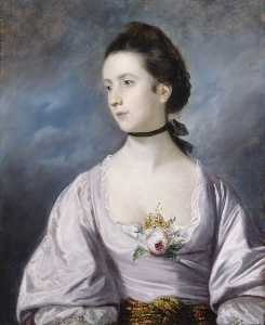 Joshua Reynolds - Lady Anstruther