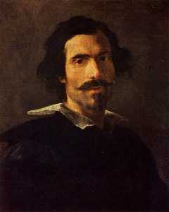 Gian Lorenzo Bernini - Self Portrait