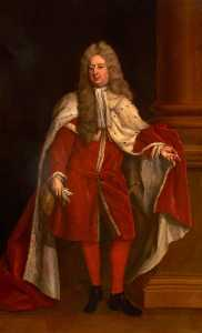 Michael Dahl - Gilbert Coventry (c.1668–1719), 4th Earl of Coventry