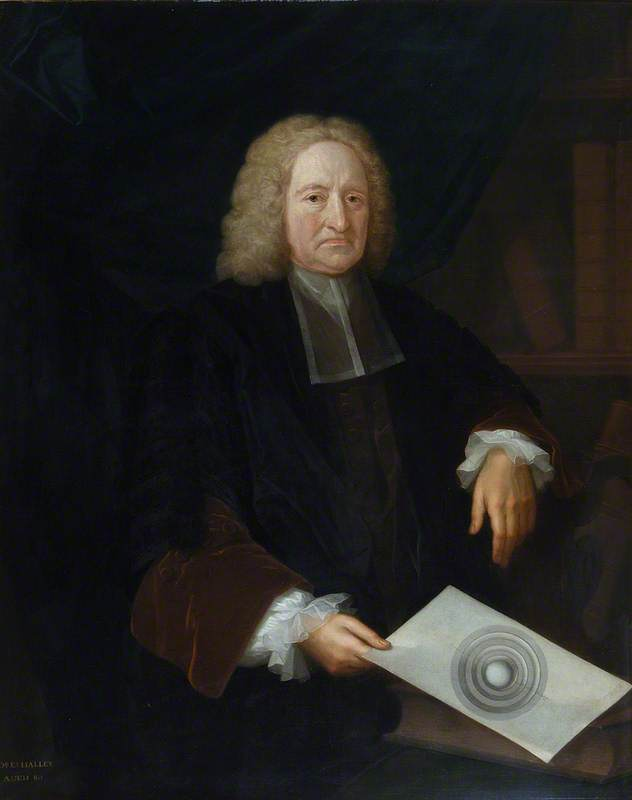 the life of isaac newton and his relations with edmund halley