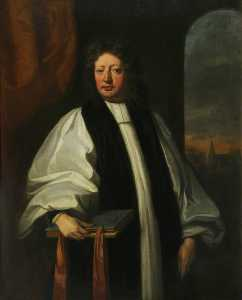 Michael Dahl - William Moreton (1641–1715), Bishop of Meath