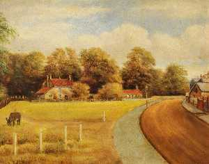 Ernest A. L. Ham - Frogmore Green, Norwood Green, Southall