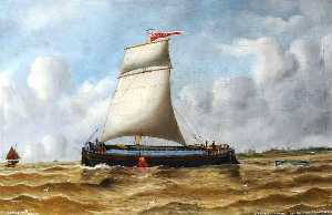 Ruben Chappell - The Keel 'Lizzie' of Thorne