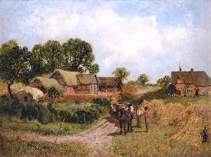 David Scott Murray - Harvest Scene