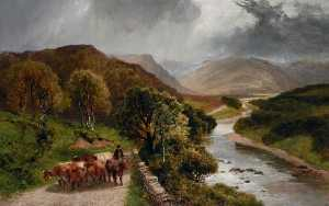 James Peel - Borrowdale, Cumbria
