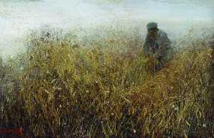 Vasily Maximov - In the Rye Field