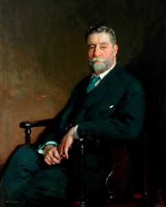 Richard Jack - Sir John C. Horsfall, Bt, Chairman of the County Council of the West Riding of Yorkshire (1910–1916)