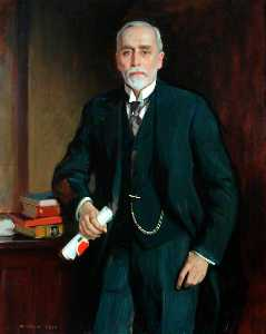 Richard Jack - Sir James P. Hinchcliffe, Chairman of the County Council of the West Riding of Yorkshire (1916–1933)