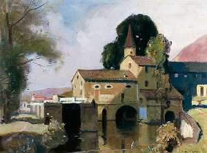 Richard Jack - Moulin de Coty, Cahors